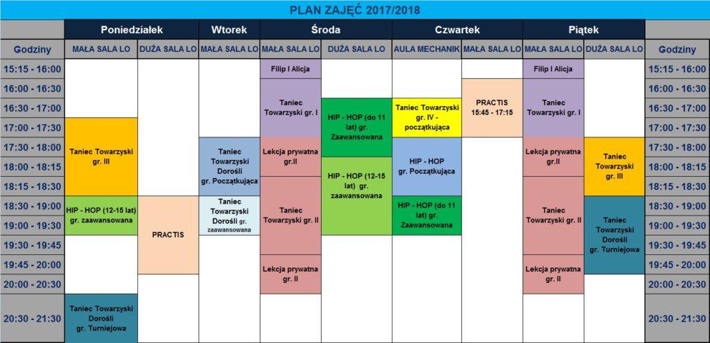 Plan 2017-2018